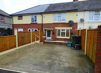 Thumbnail 2 bed terraced house for sale in Norfolk Road, Weymouth