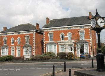 Thumbnail 2 bedroom flat for sale in 117-123 Warwick Road, Solihull