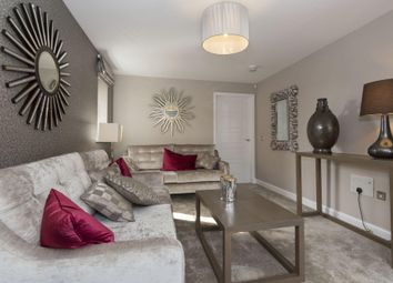 "Thumbnail 4 bedroom detached house for sale in ""Crichton"" at Bothwell Road, Uddingston, Glasgow"