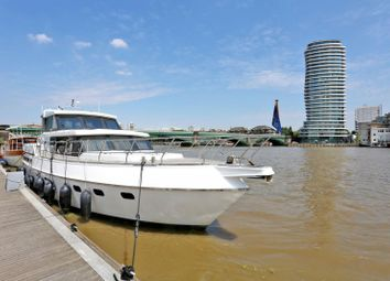 Thumbnail 3 bedroom houseboat for sale in Imperial Wharf Marina, The Boulevard, Fulham