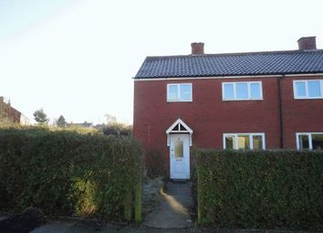 Thumbnail 3 bed semi-detached house to rent in Queens Way, Hurley, Atherstone