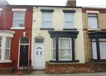 Thumbnail 3 bed terraced house to rent in Dyson Street, Walton, Liverpool