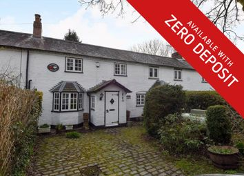 Thumbnail 3 bed cottage to rent in Alcester Road, Portway, Birmingham