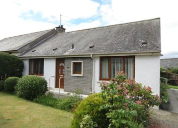 Thumbnail 2 bedroom bungalow for sale in Logie Place, Conon Bridge, Dingwall