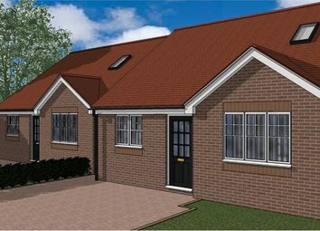 Thumbnail 3 bed detached bungalow for sale in Harwood Close, Hall Green, Birmingham, West Midlands