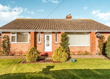 Thumbnail 2 bed bungalow for sale in Willow Drive, Louth, Lincolnshire