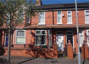 Thumbnail 2 bed terraced house to rent in Regent Avenue, Manchester