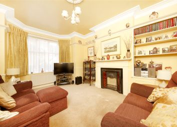 Thumbnail 4 bed semi-detached house for sale in Strathyre Avenue, London
