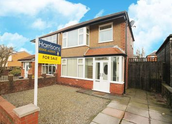 Thumbnail 3 bed semi-detached house for sale in Everbrom Road, Middle Hulton, Bolton, Lancashire.