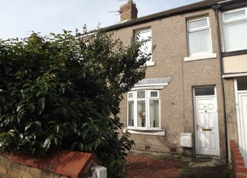 Thumbnail 2 bed terraced house to rent in Lynwood Avenue, Newbiggin-By-The-Sea