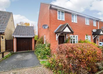 Thumbnail 2 bed semi-detached house to rent in Wyndham Way, Ashford