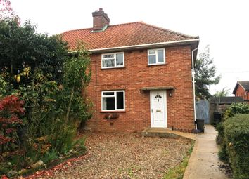 Thumbnail 3 bed property to rent in Park Close, Silfield, Wymondham