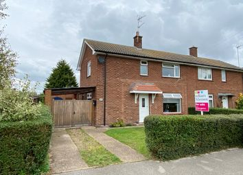 Thumbnail 3 bed semi-detached house for sale in Braemer Road, Collingham, Newark