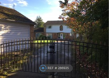 Thumbnail 4 bed detached house to rent in Manor Drive, West Midlands