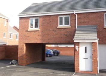 Thumbnail 2 bedroom flat to rent in Lock Keepers Way, Hanley, Stoke-On-Trent