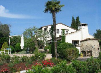 Thumbnail 5 bed villa for sale in La Roquette-Sur-Siagne, 06550, France