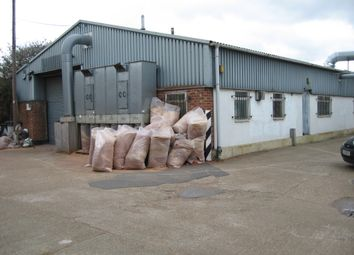 Thumbnail Industrial for sale in Selinas Lane, Dagenham
