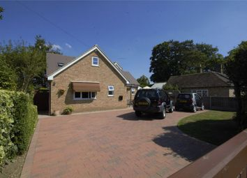 Thumbnail 4 bed detached house for sale in Little Paxton, St Neots, Cambridgeshire