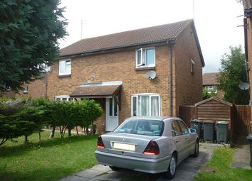 Thumbnail 3 bed semi-detached house for sale in Glenfield Road, Luton