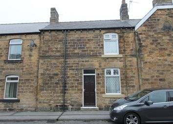 Thumbnail 2 bed terraced house for sale in Princess Street, Hoyland Common, Barnsley