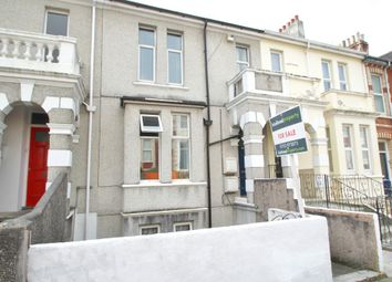 Thumbnail 1 bed flat for sale in Salisbury Road, Lipson, Plymouth