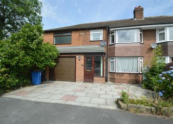 Thumbnail 4 bed semi-detached house for sale in Rushside Road, Cheadle Hulme, Stockport, Cheshire