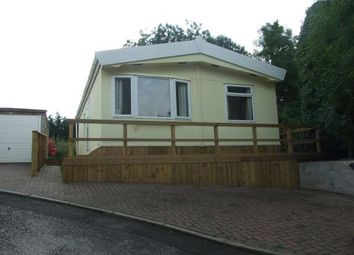 Thumbnail 2 bed mobile/park home for sale in Bridgford Court Caravan Park, Trent Lane, East Bridgford, Nottingham
