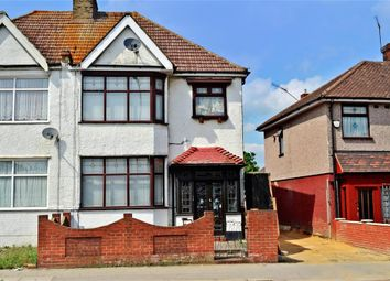 Thumbnail 3 bedroom semi-detached house for sale in New North Road, Hainault, Ilford, Essex