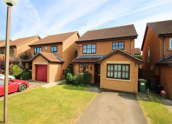 Thumbnail 3 bed detached house for sale in Calves Close, Shenley Brook End, Milton Keynes, Bucks