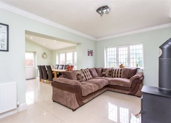 Thumbnail 4 bed detached house for sale in Main Street, Weeton, Leeds, North Yorkshire