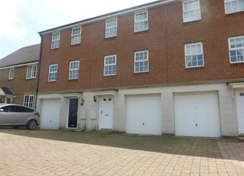 Thumbnail 3 bedroom town house to rent in Usher Drive, Hanwell Fields, Banbury