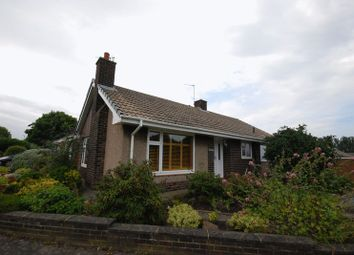 Thumbnail 2 bed detached bungalow for sale in The Demesne, Ashington