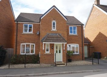 Thumbnail 4 bed detached house for sale in Sparrow Street, Yarnbrook, Trowbridge