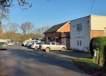 Thumbnail Industrial for sale in Whittington Road, Oswestry