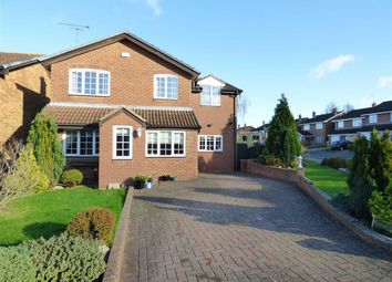 Thumbnail 4 bed detached house for sale in Field View, Braunston, Daventry