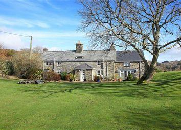 Thumbnail 4 bed detached house for sale in Glygyrog Wen, Aberdyfi, Gwynedd