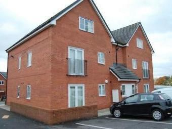 Thumbnail 2 bed flat to rent in St Ambrose Court, Oldham
