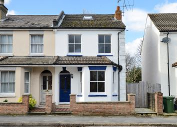 Thumbnail 3 bed semi-detached house for sale in St. Georges Road, Aldershot
