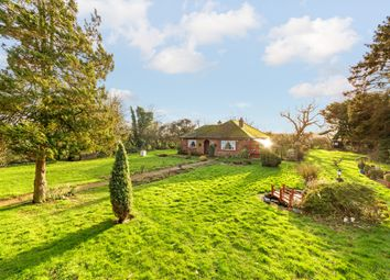 Thumbnail 3 bed detached bungalow for sale in Waingate, Levens Green, Old Hall Green, Nr Ware