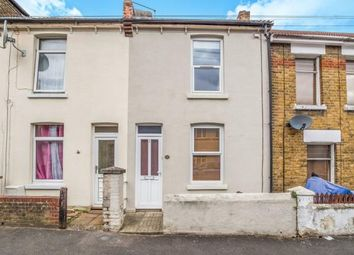 Thumbnail 2 bed terraced house for sale in Connaught Road, Chatham, Kent