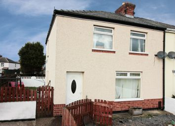 Thumbnail 3 bed semi-detached house for sale in Llewelyn Crescent, Doncaster, South Yorkshire