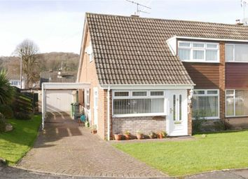 Thumbnail 4 bed semi-detached bungalow for sale in Shelley Road, Whiteway, Dursley