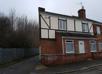 Thumbnail 2 bed terraced house for sale in Ruskin Street, Gainsborough