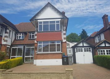 Thumbnail 4 bed semi-detached house to rent in Stapenhill Road, Wembley