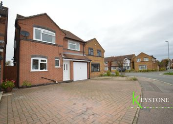 Thumbnail 4 bed detached house for sale in Broad Meadow, Ipswich