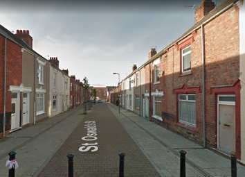 Thumbnail 4 bed property to rent in St. Oswalds Street, Hartlepool