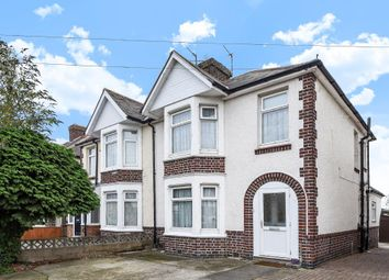 Thumbnail 4 bed semi-detached house for sale in Fern Hill Road, Oxford