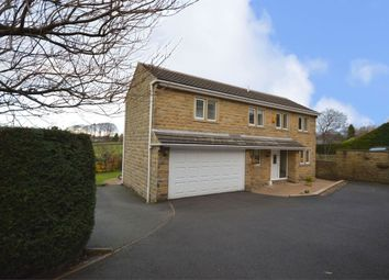 Thumbnail 5 bed detached house for sale in Towngate, Highburton, Huddersfield, West Yorkshire