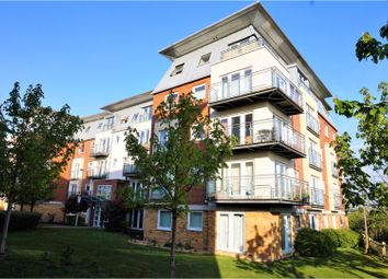 Thumbnail 2 bed flat for sale in Winterthur Way, Basingstoke