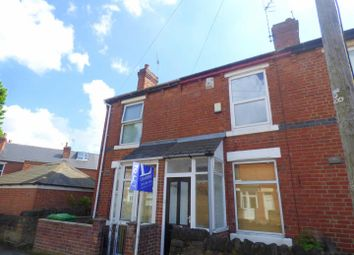 Thumbnail 2 bed terraced house to rent in Ealing Avenue, Bulwell, Nottingham